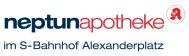Neptun Apotheke Berlin Logo